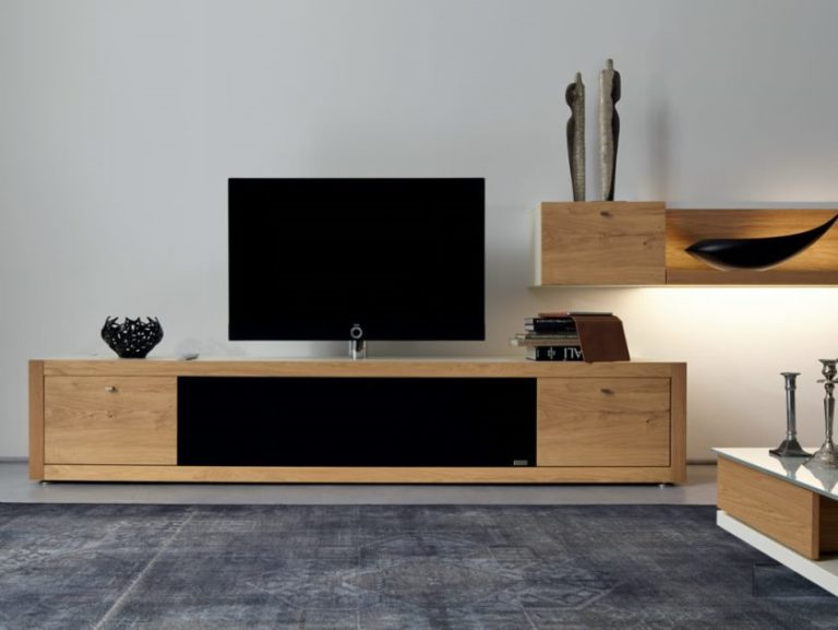 Modern design TV stands: Ideas and selection tips