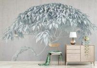 Choix papier peint pour les murs