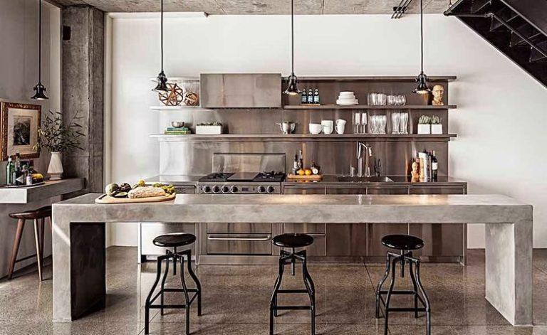 Cucina in stile loft: Idee per la ristrutturazione e la decorazione