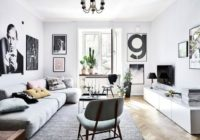 Interieur petit salon - Conception et Decoration