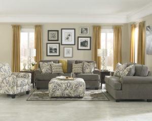 Modern living room: design and interior decoration