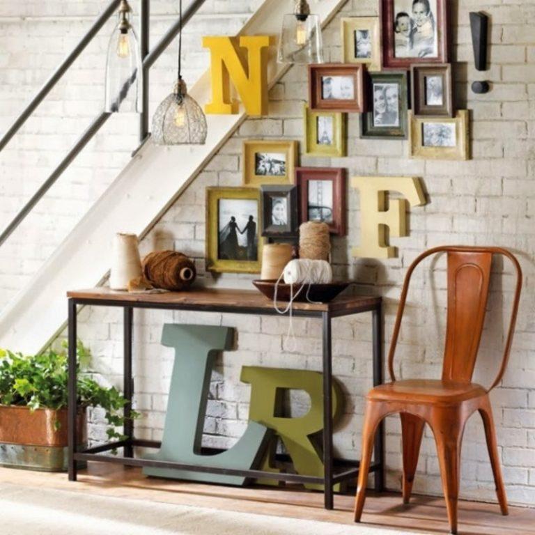 Lettres Decoratives Pour La Decoration Interieure
