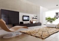 Intérieur contemporain - règles de conception et idées de décoration