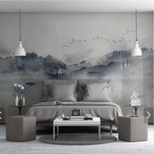 3d effect wallpapers bedroom 6