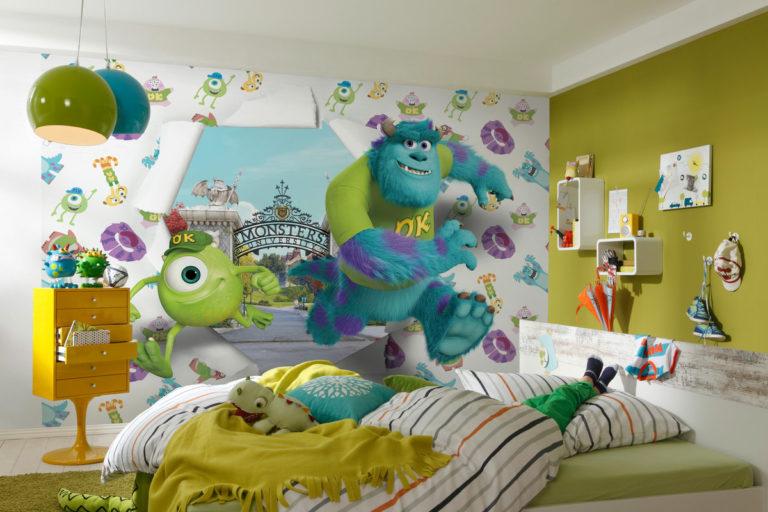 3d wallpaper children room 1