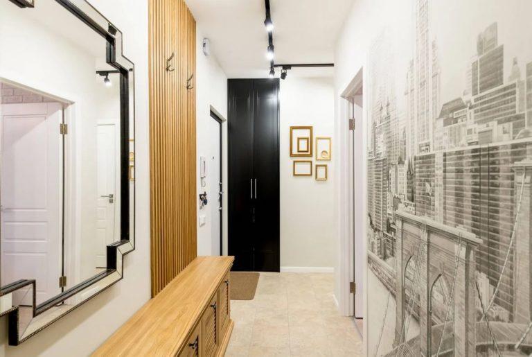 3d wallpapers hallway 2