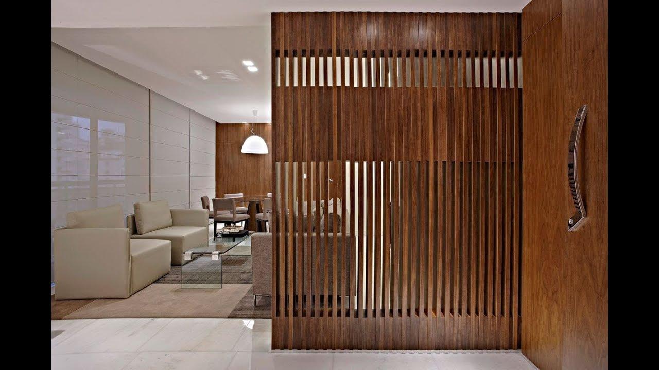 Pareti divisorie e partizioni interne: idee di interior design