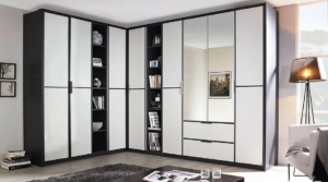 Mobili moderni nel soggiorno - Opzioni di arredamento su ...