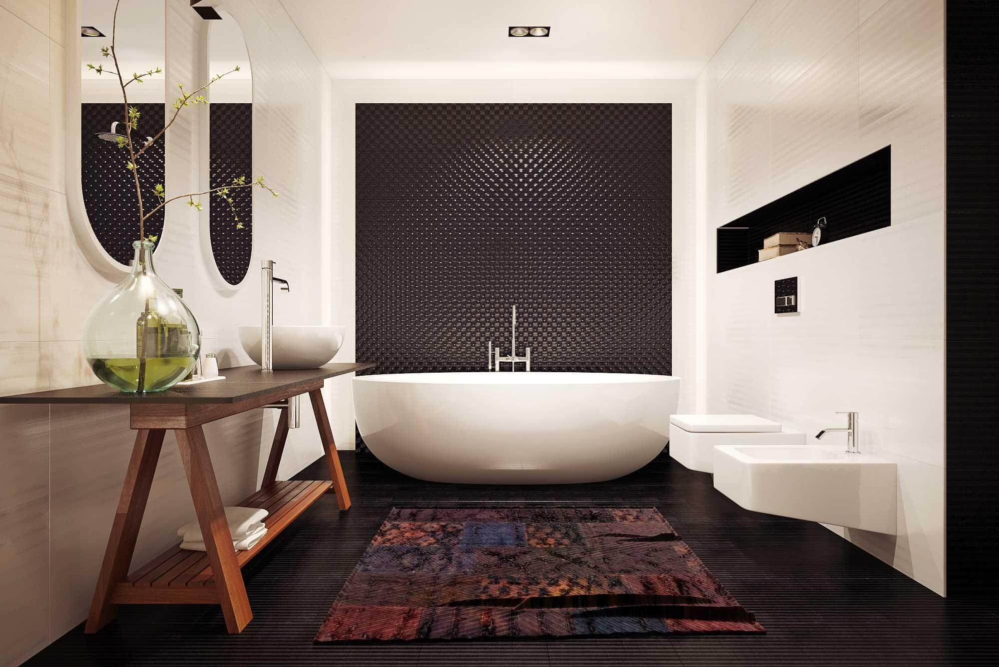 Bathroom Design 2020: Main Trends