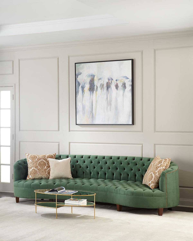 Changer La Couleur D Un Canapé En Cuir tendances canapés 2020: de nouveaux meubles élégants pour