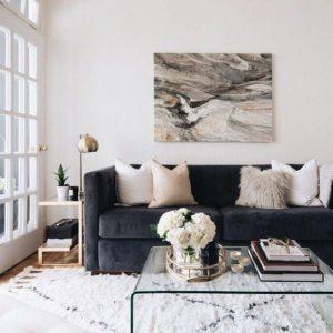 Comment choisir un canapé pour un salon moderne + 50 idées