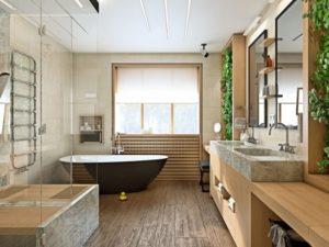 Conception de la salle de bain dans un style moderne (+55 ...
