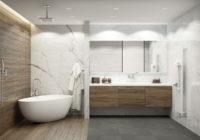 Salle de bain moderne: Conception et decoration