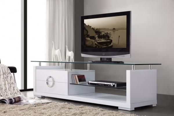 Scandinavian style TV cabinet