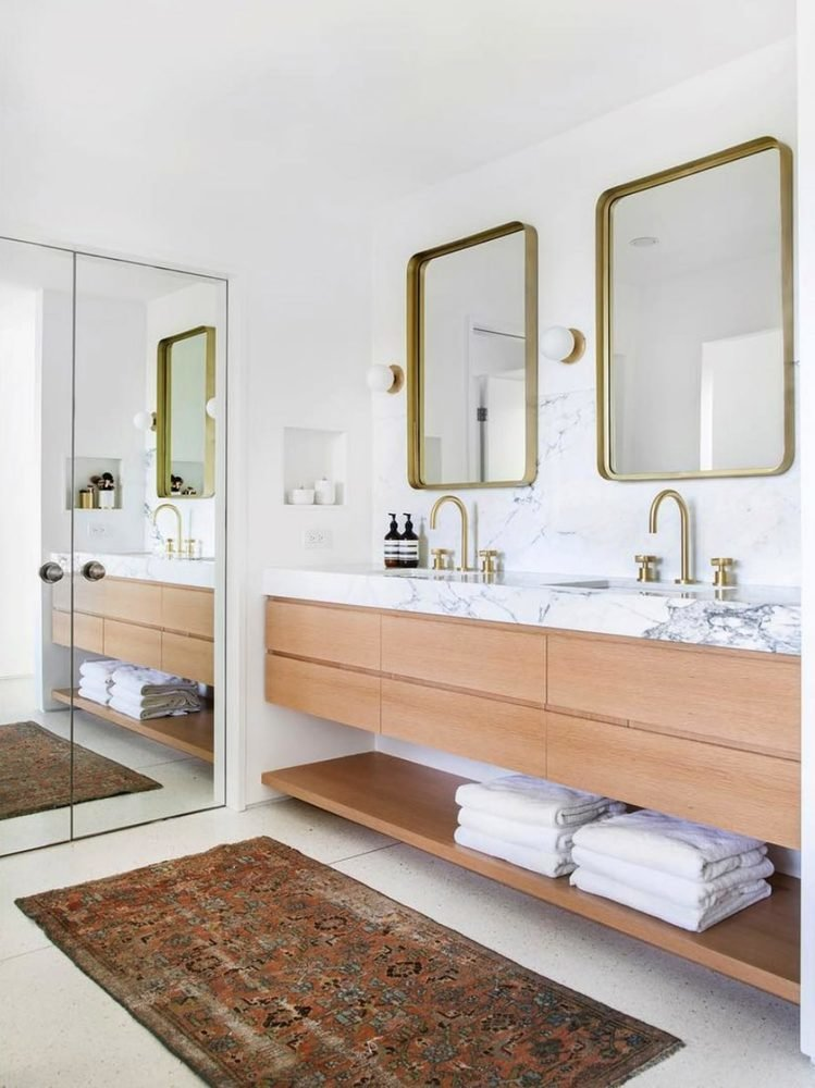 Bathroom Design, Trends 2020: Harmonious and Functional ...