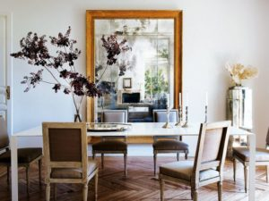 The role of mirrors in interior decoration
