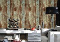 Papier peint imitation bois - Un charme particulier dans votre intérieur