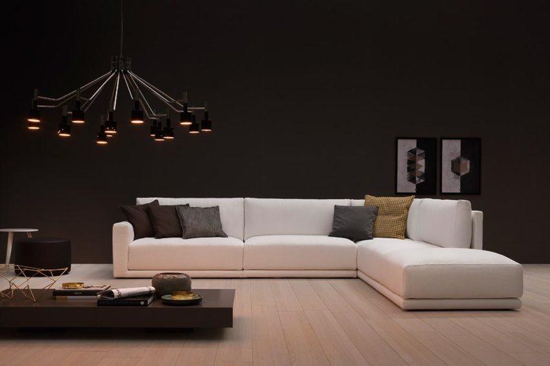 Salon tendance 2020: Idées modernes de décoration et d'aménagement