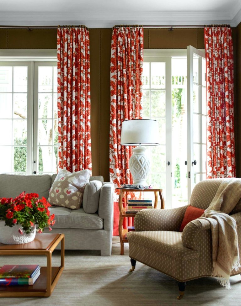 How To Choose Curtains For The Living Room Hall 50 Ideas