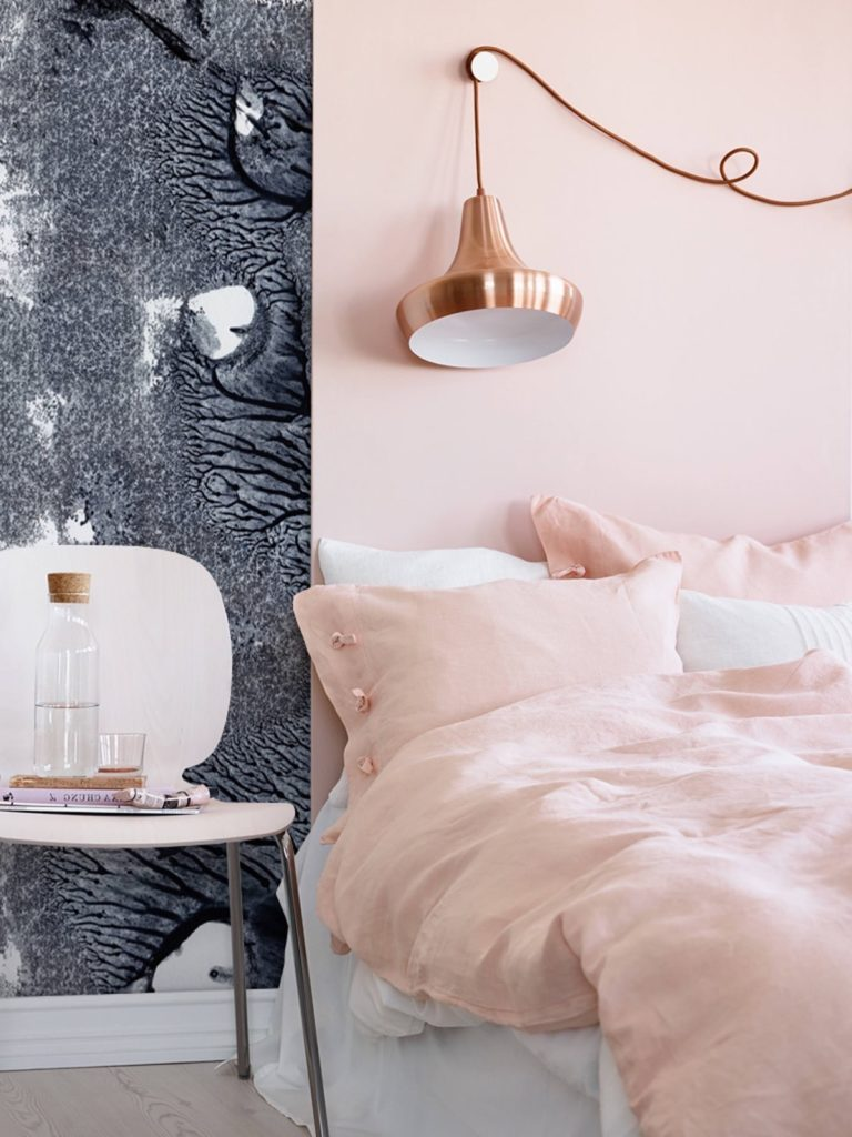 Bedroom 20: Fashion trends in design and decoration (20+ photos)