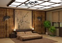 Japanese-style wallpaper for wall decoration