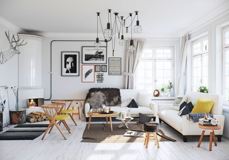 Scandinavian Style Living Room 100 Design And Decoration Ideas