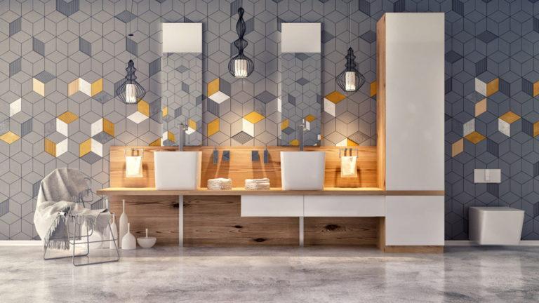 Piastrelle in ceramica 2020: TOP tendenze della moda nell'interior design