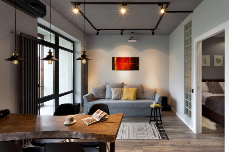 Industrial Lighting Overview Of Lighting Options For Loft Interiors