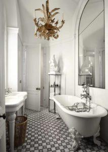 Bagno In Bianco E Nero Idee Di Design E Arredamento Oltre 50 Foto