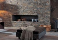 Decorative stone: Wall design ideas