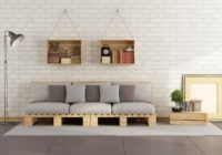 Pallet furniture: Ideas for interior decoration