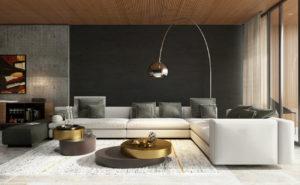 Stili di design d'interni alla moda nel 2020