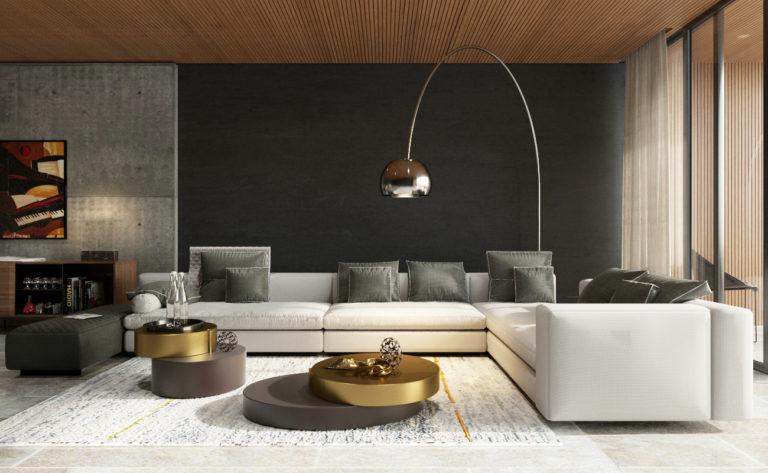 Trendy interior design styles in 2020