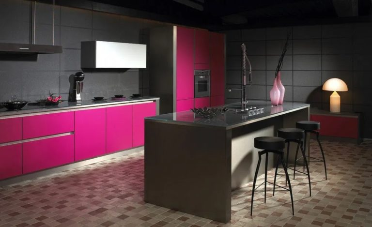 Black Kitchen Design Features Color Combinations And Styles Photos