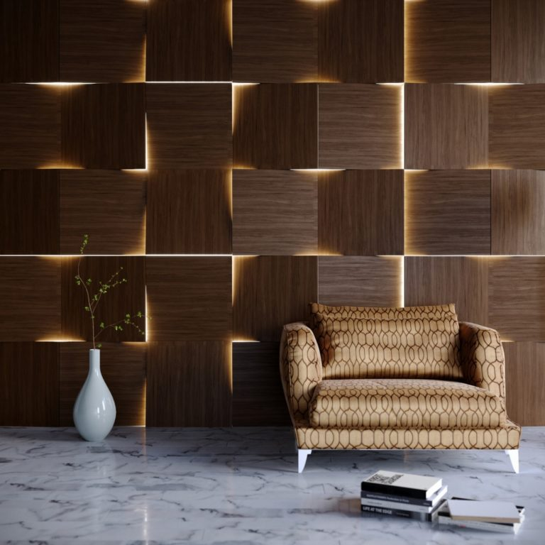 Wooden wall panels: varieties and selection criteria for wood paneling