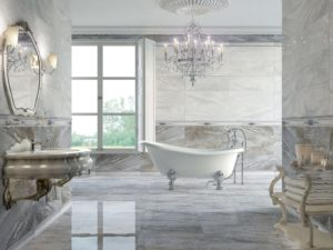 Luxurious and stylish marble bathroom: design ideas, types, and tips
