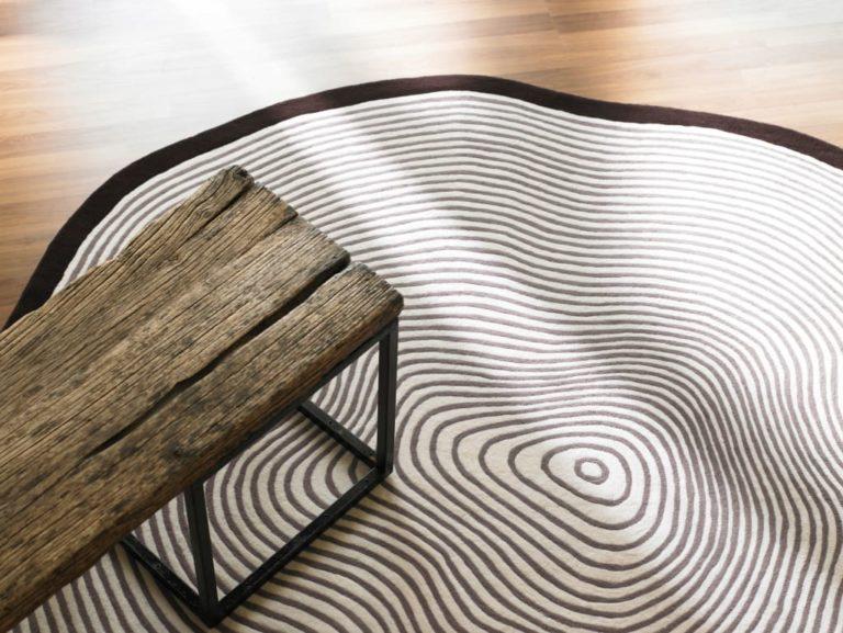 Scandinavian carpets: sophistication and lightness!