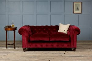 Velvet furniture & decor: a touch of luxury and class