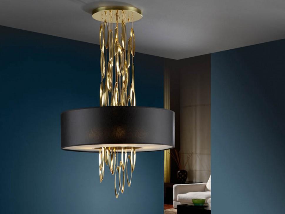 Lampadari Art Deco: caratteristiche e tipi