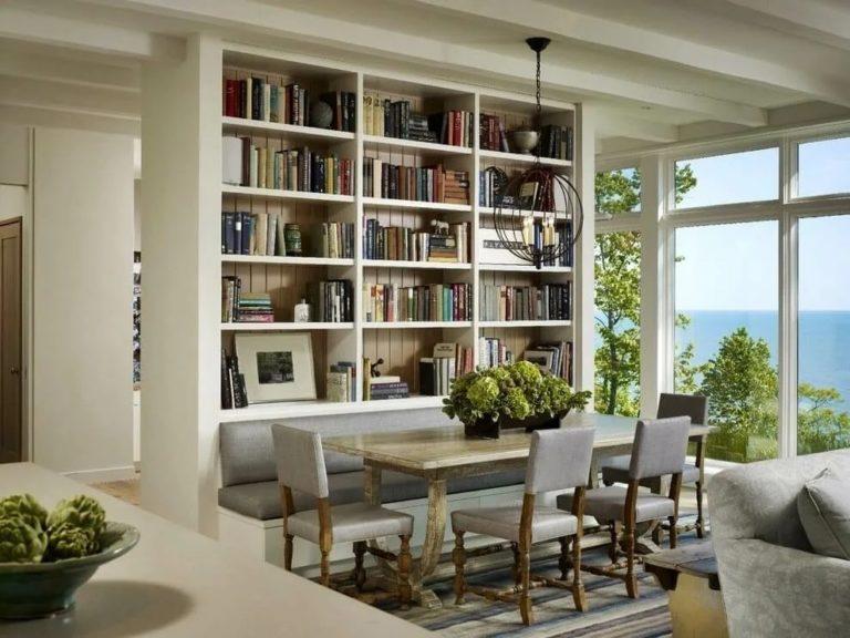 Idee Per Arredare Una Libreria Originale A Casa Tua Foto