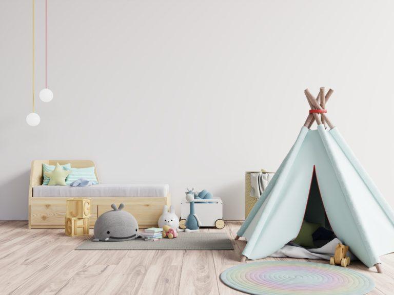 Déco chambre d'enfant: regles, couleurs et design thématique