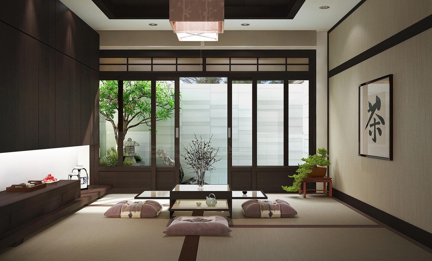 Asian style interior design rules, decor ideas and photos   Hackrea