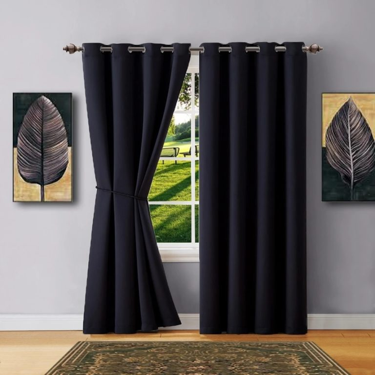 Blackout curtains you'll love to have immediately in your home