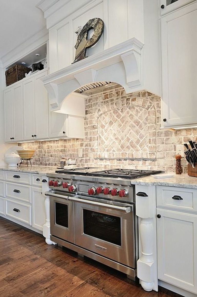 Kitchen Backsplash In The French Country Style Varieties Selection Beautiful Ideas Hackrea