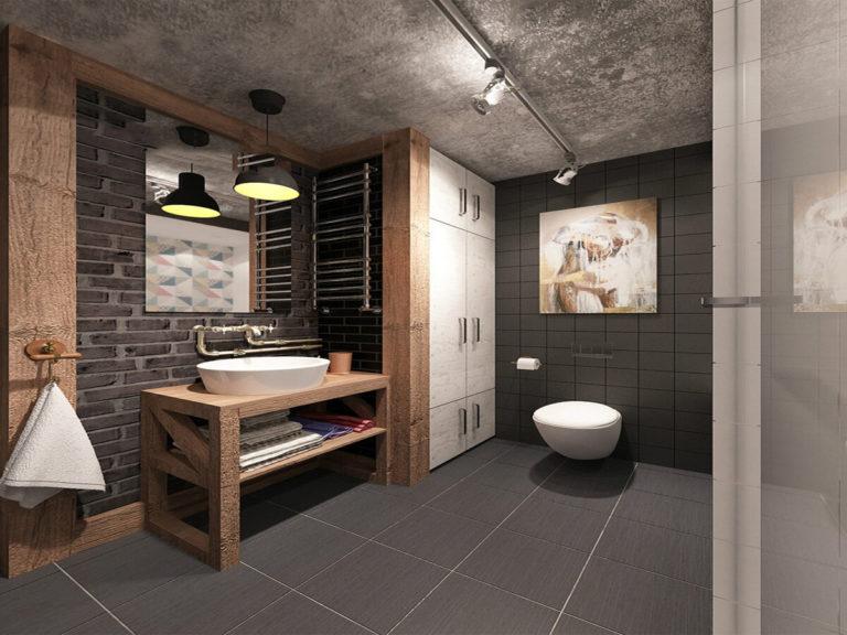 Loft Bathroom Design Ideas Photos