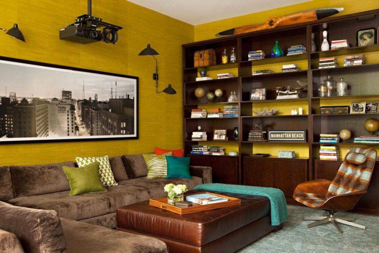 Mustard Yellow Living Room Ideas Photos Hackrea
