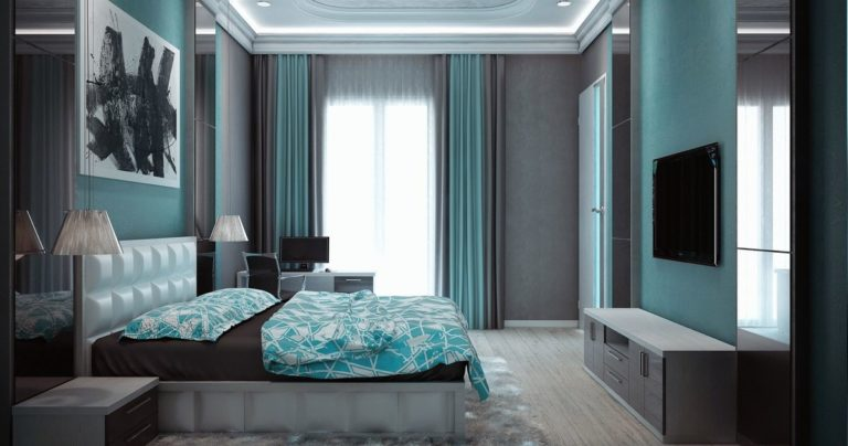 Gray And Turquoise Bedroom Ideas Photos Hackrea