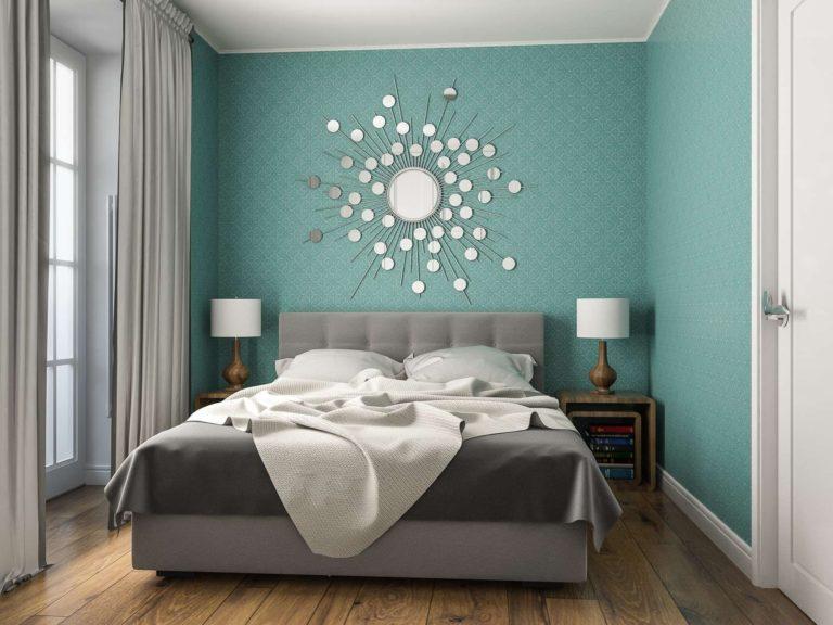 Turquoise Bedroom Walls Ideas Photos Hackrea