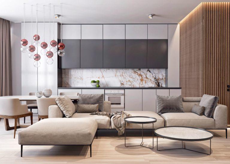 Interieur maison moderne: tendances déco 2021
