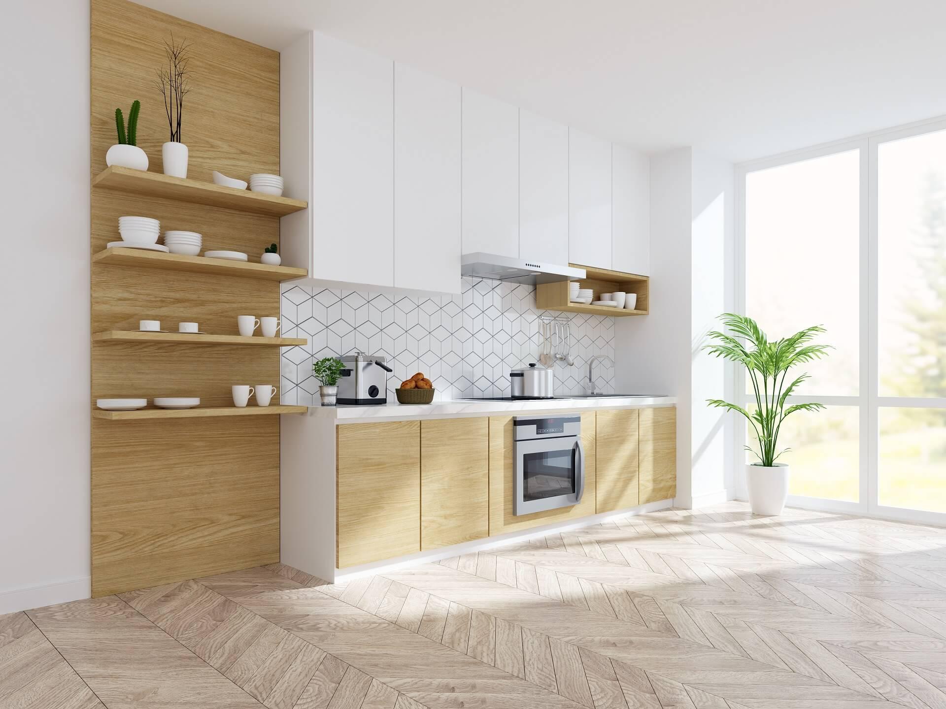 Kitchen flooring trends 2021: modern kitchen flooring ideas